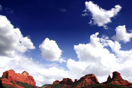 Sedona, Arizona  Zdjęcie Seryjne