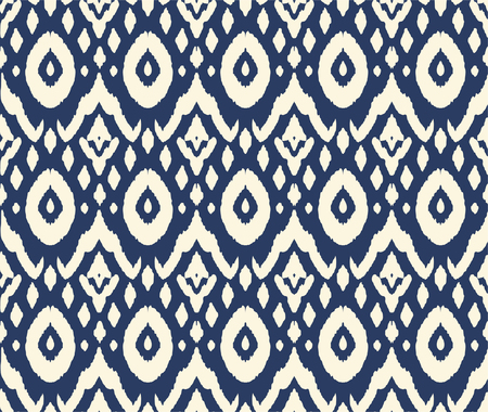 Ethnic seamless abstract pattern.