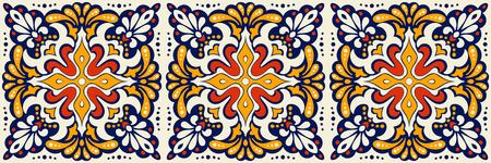 Mediterranean seamless wallpaper.