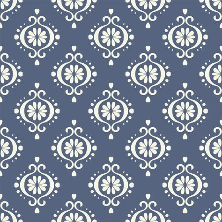 Ikat geometric folklore ornament. Oriental vector damask pattern. Ancient art of Arabesque. Tribal ethnic texture. Spanish motif on the carpet. Aztec style. Indian rug. Gypsy, Mexican embroidery.O Çizim