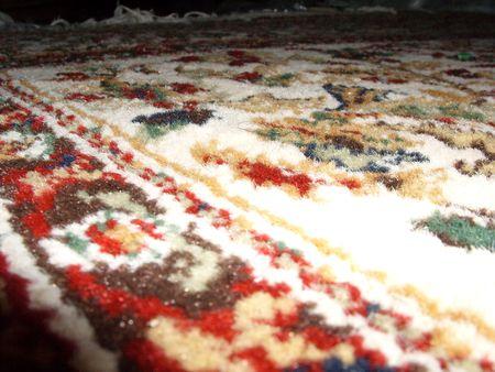 zoomed in on carpet Zdjęcie Seryjne