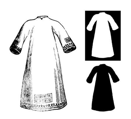 ancient robe
