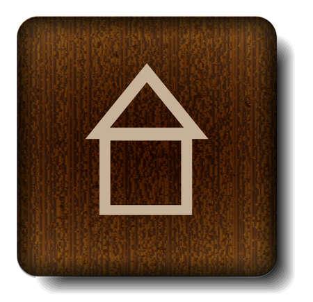 Home icon Stock Vector - 14854862
