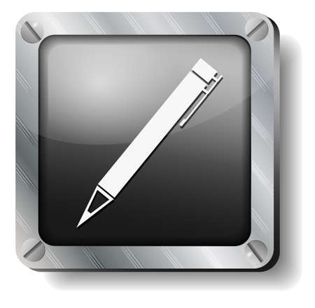 steel pen icon