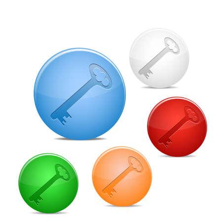 coded: key icon