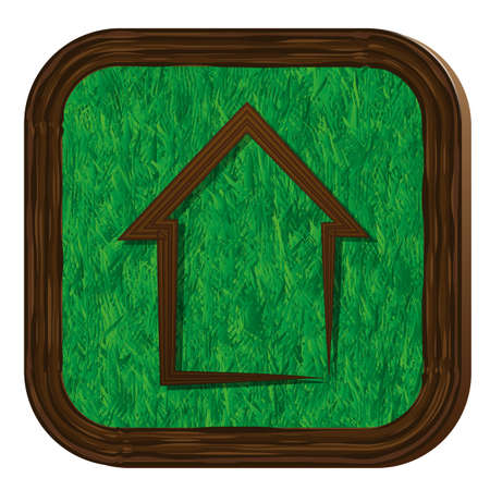 tree-herbal home icon