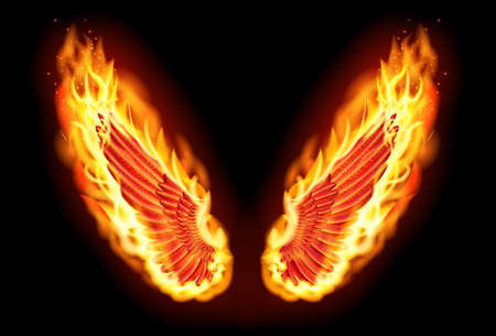 fire wings photo