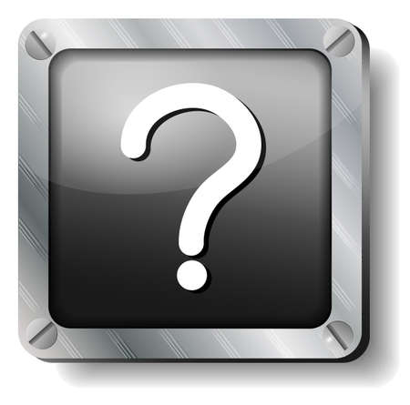 steel question icon