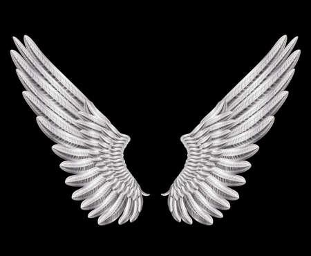 artificial wing: ali d'argento