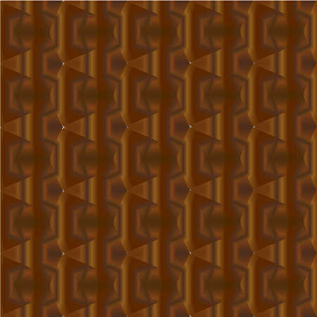 abstract brown seamless texture Vector