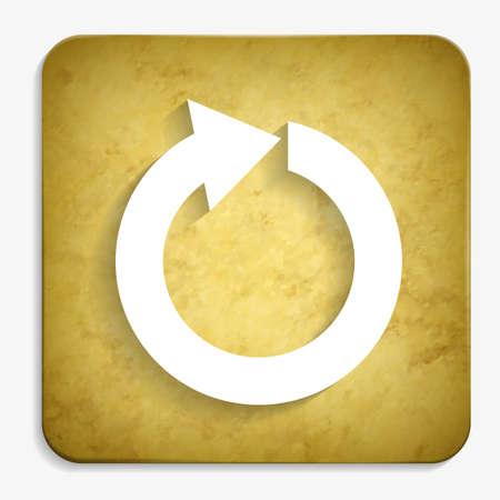 refresh parchment icon