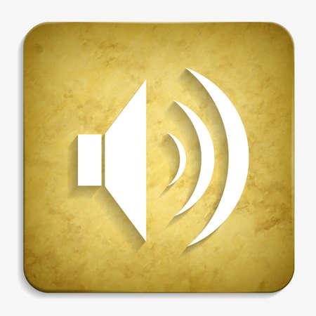 sound parchment icon