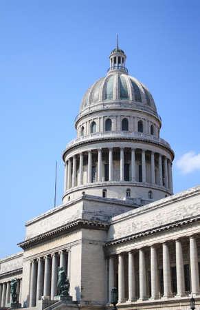 Capitolio in Havana Vieja, Cuba