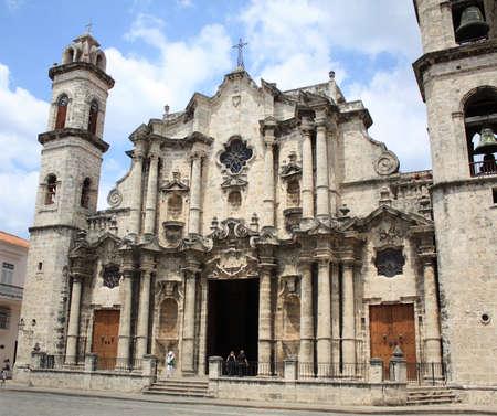 Havana Cathedral: Virgen Maria de la Concepcion Inmaculada. Cuba.