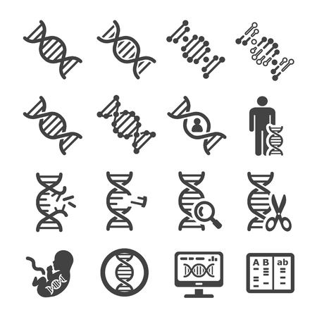 DNA-pictogram