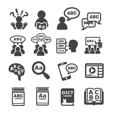 Icono de idioma