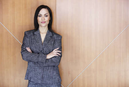 Portrait of businesswoman Stock Photo - 16070400