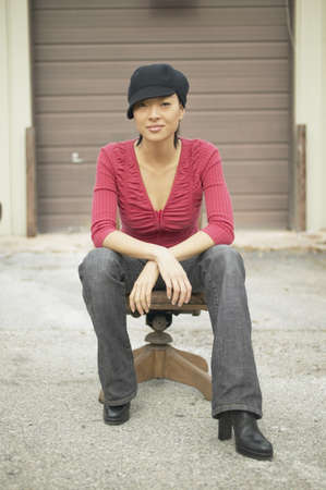 tomboy: Portrait of a young woman LANG_EVOIMAGES