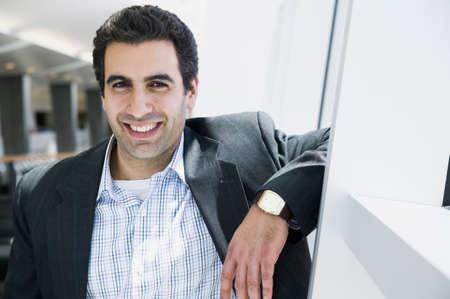 panache: Portrait of a young businessman