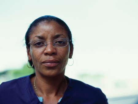panache: Portrait of a female radiographer