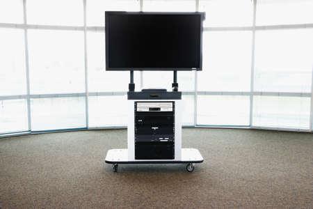 big screen tv: Big screen TV and video equipment