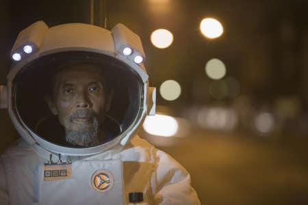 nite: Senior astronauts face