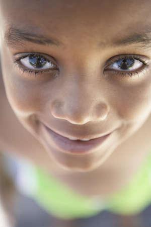 slumbering: Close-up of young childÃŒs eyes LANG_EVOIMAGES