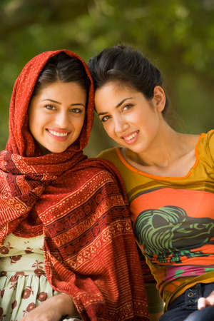 twenty two: Portrait of multi-ethnic women