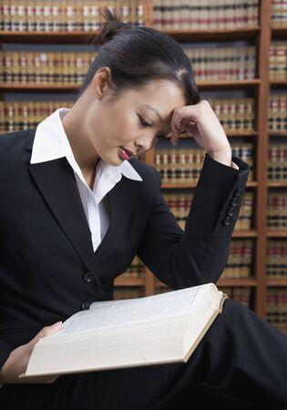 reference book: Mujer asi�tica libro de referencia de la biblioteca de lectura