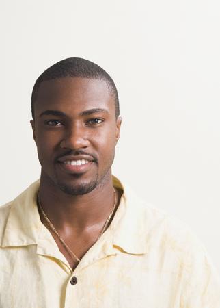idealism: Portrait of African man