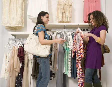 german ethnicity: Multi-ethnic women shopping