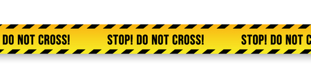Caution danger sign. Vettoriali