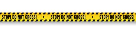 Caution danger sign. 일러스트