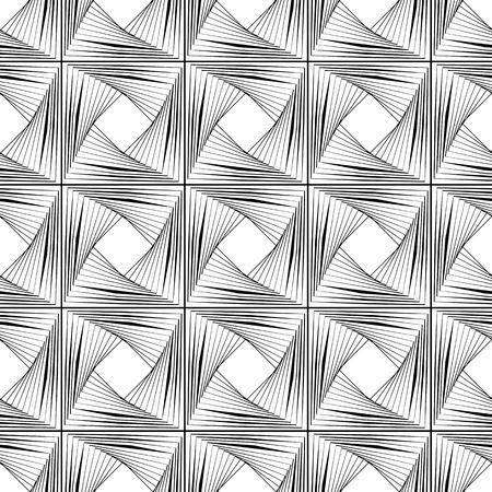 Modèle vectorielle continue, conception d'emballage. Motif répétitif. Texture, arrière-plan