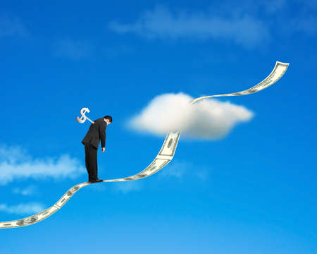 winder: Winder on businessman