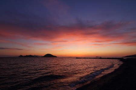 Küstenstadt Turgutreis und spektakuläre Sonnenuntergänge