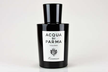 Acqua Di Parma, Essenza Di Colonia, fragrance for men. Editorial