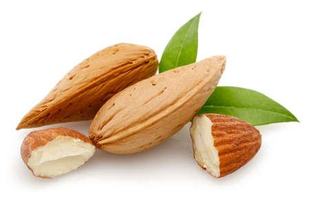 heathy diet: Almond nuts