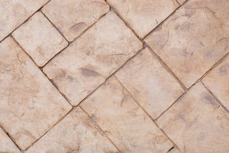 Brick sidewall texture in diagonal composition Stock Photo - 10202109