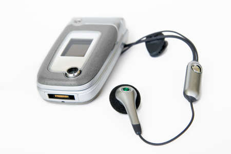 type cell phone with headset