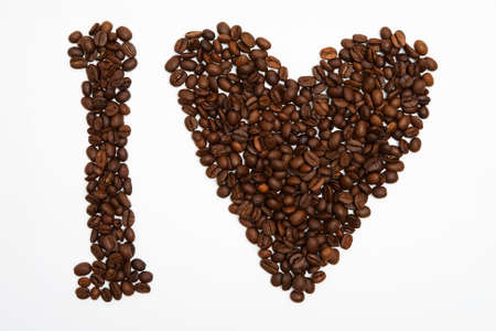 I love shape from coffee beans