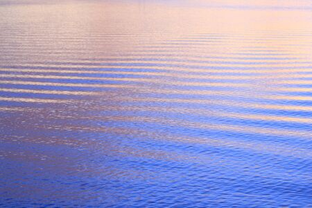 Abstract for peaceful waves at sunset.  Shot in beautiful south Florida.
