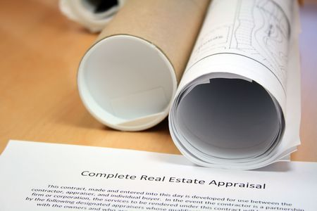 architect tools: Real Estate Appraisal and Blueprints