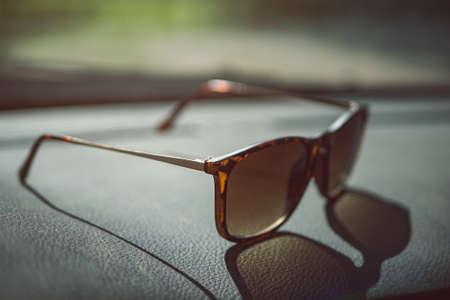 Sunglasses, summer Stock Photo