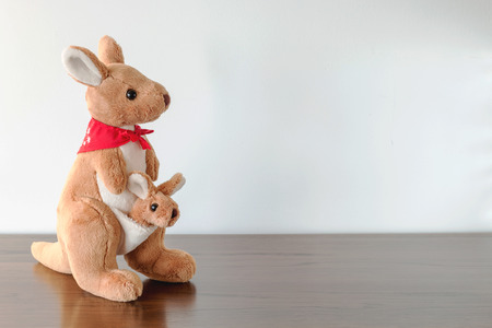 Jouets Kangaroo Banque d'images - 68993110