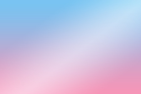 Un fond de doux nuage de couleur pastel