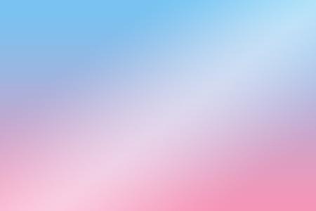 Un fondo suave de la nube con el color en colores pastel