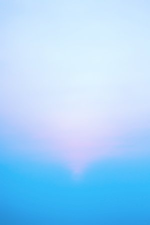 A soft sky with cloud background in pastel color