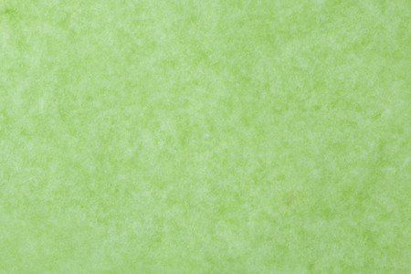 Creative colorful paper background with green color,Cellophane paper in green color