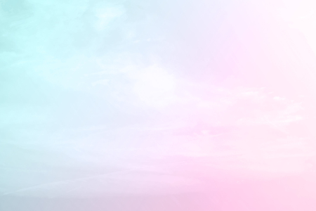 Abstract color pastel background, A soft sky with cloud background in pastel color